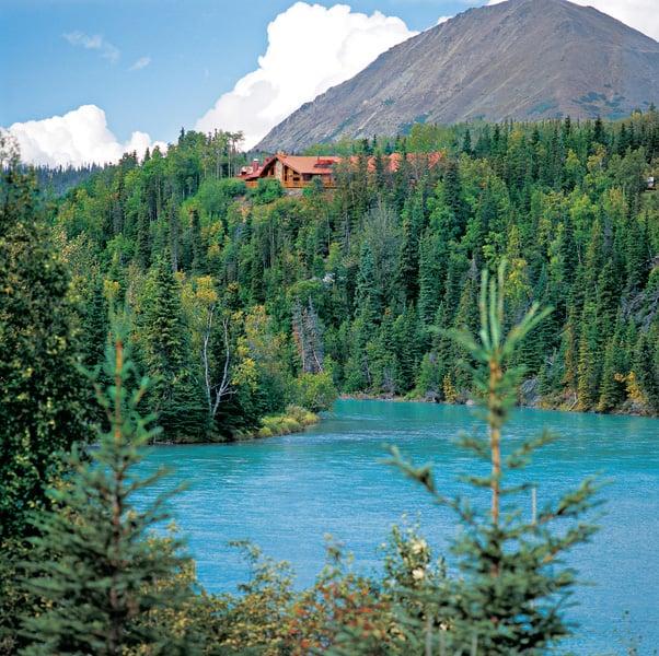 Kenai Princess Wilderness Lodge